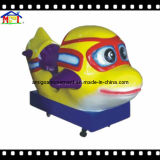 Amusement Park Plane Swing Car Coin Operated Kiddie Ride Games