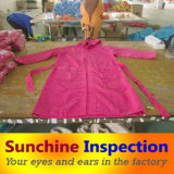 Bathrobes Quality Inspection/ Quality Assurance