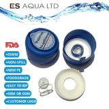 55mm 100% New Non-Spill 5 Gallon Bottle Water Cap Cover Lid