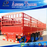 China Manufacture Livestock Fence Semi Trailer