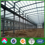 Steel Construction for Large Span Workshop Structure