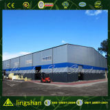 Low Cost Prefabricated Modern Warehouse