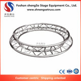 Shengse Stage Equipment Aluminum Frame Customized Shaped Truss Cp Trio Trussapex up