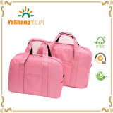 Women or Girls Pink Color Travel Bag for Sale