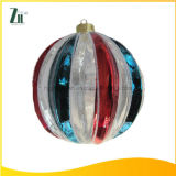Colorful Christmas Glass Ball for Decoration