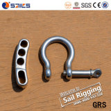 Us Type Screw Pin Adjustable Anchor Shackle