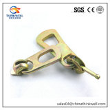 Spherical Head Anchors Galvanzied Steel Lifting Clutch