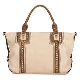 FOB Cheap Price Stud Design Lady Fashion Bag (MBLX031041)