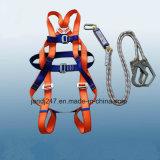 European Safety Harness and Rope Lanyard Safety Belt Ni Guangzhou