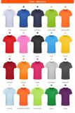 Custom Good Price Tee Cotton Printing Short Sleeve Tshirt Clothing Round Neck for Men