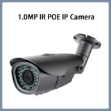 1.0MP HD IP Poe Waterproof IR Bullet Network CCTV Security Camera