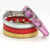 Wholesale Pet Supplies Good Leather Hot Seller Dog Collar