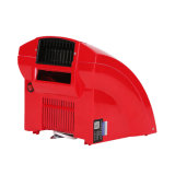 Bright Red Classical Soft Wind Hot/Cold Hand Dryer