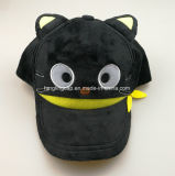 Wholesale Factory Custom Fashion Plush Trucker Cap with Embroidery and Ear