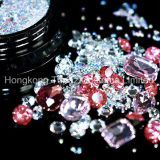 Mixed Nail Nail Art Decorations Rhinestones Beads DIY 3D Nail Jewelry Box Beauty Nail Decoration Nail Art (NE002)