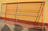 2018 New Type out-Used Powder Coating Temp Fencing Panels for Sale (XMR113)