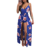 High Quality Goddess Sexy Printing Dress for Wholesale