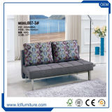 China Wholesale Price of Sofa Cum Bed Esigns, Synthetic Leather Sofa Bed, Modern Design Sofa Cum Bed