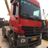 Used Red Constrution Equipment Special Benz 3340 Heavy Tractor Truck