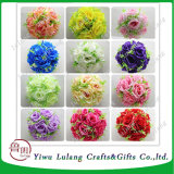 Wedding and Festival Supplies Decoration Artificial Simulation Rose Ball