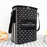 China Manufactory Collapsible Cooler Lunch Bag Insulated Backpack Food Delivery with Good Price
