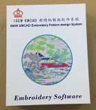 Wonyo Emcad Software Embroidery Pattern Design System