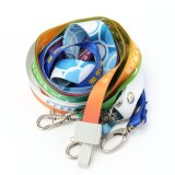 Promotion Gift Wholesales Cheap Logo Printed Custom Polyester Lanyard