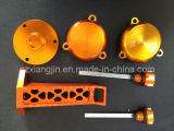 Anodized Colorful CNC Aluminum Customized All Terrain Vehicle ATV Parts