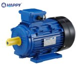 Ms 4pole 0.18-7.5kw High Efficiency Three Phase Asynchronous Electric AC Motor