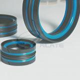 Hydraulic Piston Compact Seals, DAS, KDAS