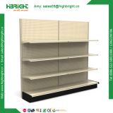Supermarket Grocery Metal Gondola Shelving Shelf