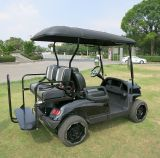 Road Legal 4 Seat Golf Electric Carts City Patrol Electric Vehicle Hunting Car Best Price