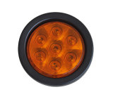 "LED 4"" PVC Rubber Round Truck Light (TK-TL041)"