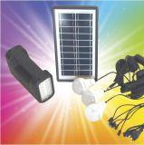 Portable Home Solar Panel Energy Power Lighting System
