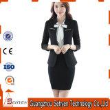 Fashion Women Office Uniform Business Suits of T/R