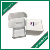 White Packaging Box with Logo Printing Wholesale