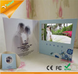 Promotional Item Video Card LCD Screen Brochures Wedding Invitations Cards