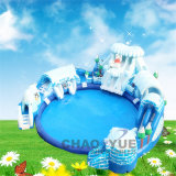 New Customized Inflatable Water Park for Amusement Park