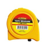 Durable 7.5m Steel Tape Measure with Double Marked Blade