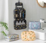 Hanging Travel Makeup Organizer Lady Cheap Waterproof Toiletry Bag