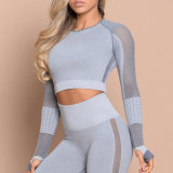 Seamless Yoga Suit Suit Clothes Gym Ladies Breathable Sportswear