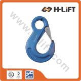 G100 Eye Sling Hook with Safety Latch