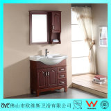 31 Inch Chinese Series Oak Bathroom Vanity Cabinet