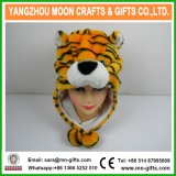 Custom Winter Fashion Earflap Plush Animal Hat