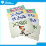 Four Color Offset Printing Softcover Child Book