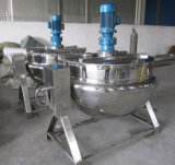 Steam Kettle Industry Kettle Jackete Kettle Cooking Kettle Jacketed Kettle