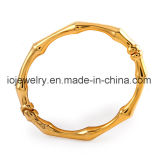 316 Stainless Steel 18k Gold Plated Bangle