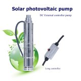 Kary Extrenal Controller Pump 0.5HP Submersible Stainless Steel Water Pump