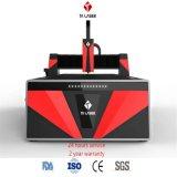 1500W CNC Fiber Laser Cutting Machine