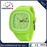 Gift Fashion Christmas Wrist Watches Jelly Silicone Bracelet Watch (DC-1315)